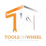 Tools on wheel logo